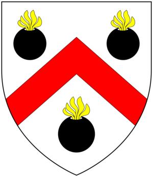 Peter Ball (MP) - Image: Ball Arms