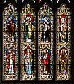 Ballina St. Muredach's Cathedral East Window Irish Saints Detail 2013 09 14.jpg