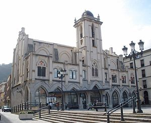 Balmaseda - Iglesia del Sagrado Corazon de Maria