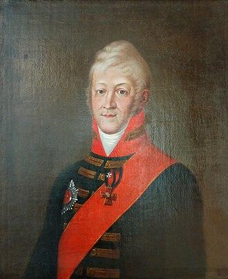 Governor of Taganrog - Image: Balthasar Campenhausen