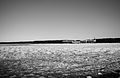 Baltic Sea in black and white (8560390782).jpg