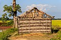 Bamboo Hut Near Pond of Kuruwapari Chaudharitol- Inaruwa, Kosi Municipality-WLV-2263.jpg