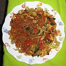 Bakmi Goreng Chinese Food