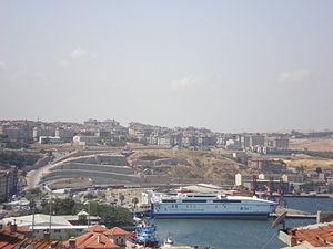 Bandırma - Image: Bandırma harbour 2009 08 17