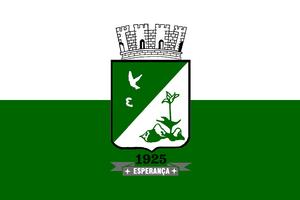 Esperança, Paraíba - Image: Bandeira esperanca
