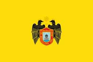 Magdalena del Mar - Image: Bandera Magdalena del Mar