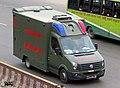 Bangladesh Army Volkswagen Crafter ambulance (25355853883).jpg