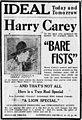 Bare Fists - newspaper 1919.jpg