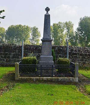 Barenton-Cel - Barenton-Cel War Memorial