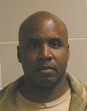 U.S. Marshals Service mugshot of Barry Bonds