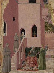The Birth of Saint ThomasAquina
