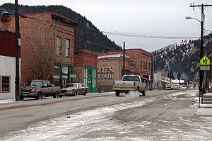Basin, Montana - Basin Street