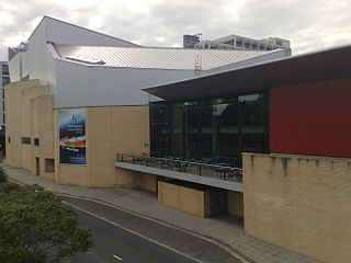 The Anvil, Basingstoke concert hall and performing arts centre in Basingstoke, England