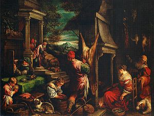 Français : Le retour du fils prodigue, Jacopo ...