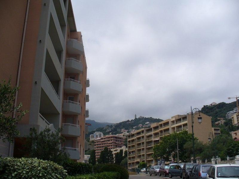 Bastia - Route de Ville