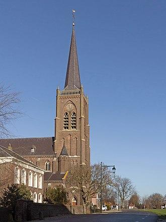 Batenburg - Image: Batenburg, de Sint Victorkerk RM8718 foto 3 2015 12 09 11.51