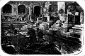 Bath, ruiner av det stora romerska badet, Nordisk familjebok.png