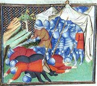Siege of Meaux - Image: Battle of Meaux