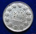 Battle of Ramillies & Seizure of 12 Flanders Towns in the War of the Spanish Succession. Medal 1706. Reverse.jpg