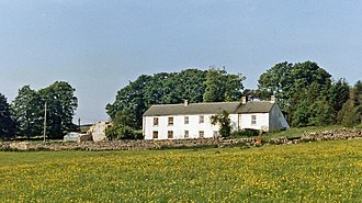 Bayles, Cumbria - Image: Bayles High Fell Farm Hotel, geograph 3477461 by Ben Brooksbank