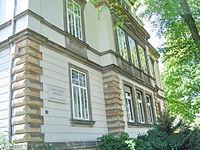Bayreuth Haus Chamberlain Wahnfriedstrasse 21.04.07 DSC05965.jpg