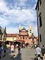 Bazilika Svatého Jiří, Pražský Hrad, Hradčany, Praha, Hlavní Město Praha, Česká Republika (48791901691).jpg