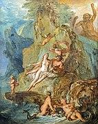 Beaux-Arts de Carcassonne - Acis et Galathée - Nicolas Bertin Joconde04400000589