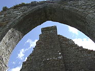 Bective Abbey Arch