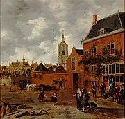 Beest Street in The Hague