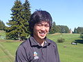 Ben Leong, Malaysian golfer.JPG