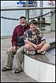 Ben and I at Riverside Centre Brisbane-1 (20403775719).jpg
