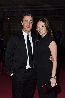 Ben and Jessica Mulroney at a Canadian Film Centre Gala in 2012.