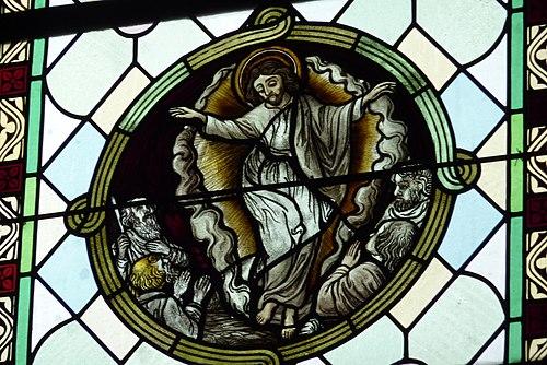 Bengen(Grafschaft) St.Lambertus Fenster646