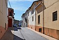 Benimarfull, carrer de sant Josep.JPG