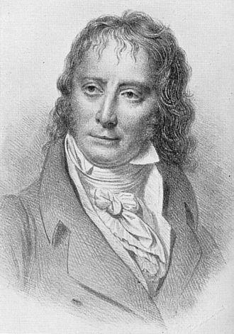 Benjamin Constant - Portrait of Constant