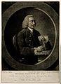 Benjamin Stillingfleet. Mezzotint by V. Green after J. Zoffa Wellcome V0005622.jpg