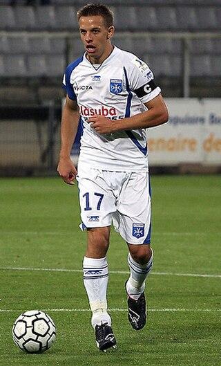 Benoît Pedretti French association football player