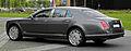 Bentley Mulsanne – Heckansicht, 10. August 2011, Düsseldorf.jpg