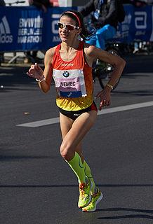 Lisa Nemec Croatian long-distance runner
