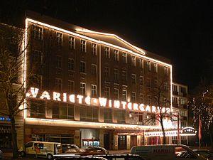 Berlin Wintergarten theatre - Wintergarten, Potsdamer Strasse, 2010