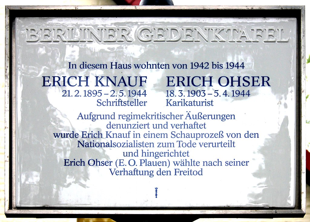 File:Berliner Gedenktafel Am Feldberg 3 (Kauld) Erich ...