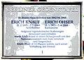 Berliner Gedenktafel Am Feldberg 3 (Kauld) Erich Knauf Erich Ohser.jpg