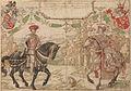 Bernaert van Orley (Netherlandish - Johan IV van Nassau and His Wife Maria van Loon-Heinsberg - Google Art Project.jpg