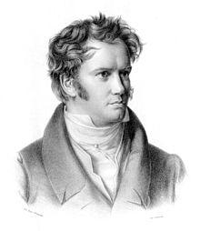 Porträt um 1830, Bernhard Klein (Quelle: Wikimedia)
