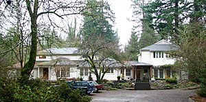 National Register of Historic Places listings in Multnomah County, Oregon - Image: Berry House Portland Oregon