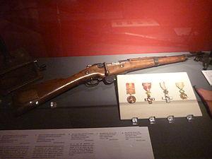Berthier rifle - Image: Berthier M16