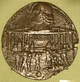 Bertoldo di giovanni, medaglia della congiura dei pazzi, lato di giuliano de' medici, 1478.JPG