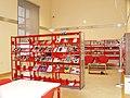Biblioteca Civica di Alessandria - Sale rosse.jpg