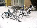Bicycles in Amsterdam after heavy snow - 8.jpg