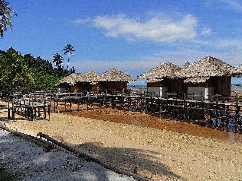 Bintan Island resort indonesia, mosque